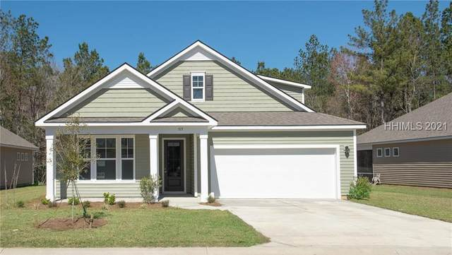 81 Sifted Grain Road, Bluffton, SC 29909 (MLS #411519) :: Schembra Real Estate Group
