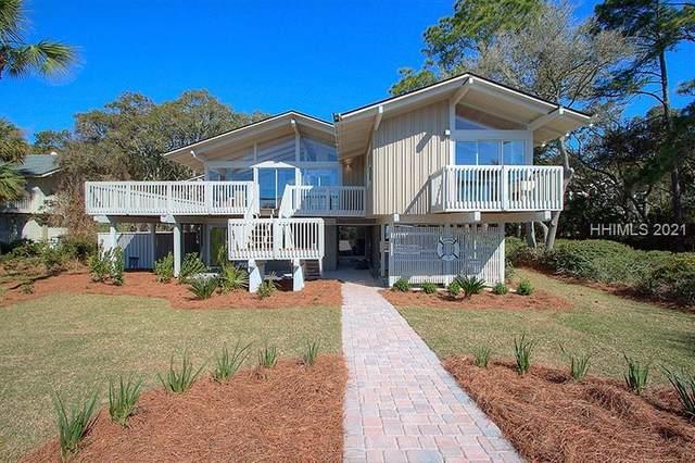 23 Sandhill Crane Road, Hilton Head Island, SC 29928 (MLS #411523) :: Schembra Real Estate Group