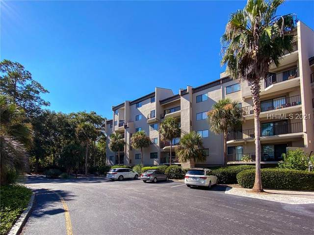 10 S Forest Beach Drive #402, Hilton Head Island, SC 29928 (MLS #411524) :: Charter One Realty