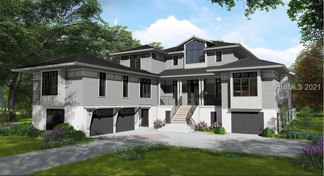 146 N Sea Pines Drive, Hilton Head Island, SC 29928 (MLS #411544) :: The Alliance Group Realty
