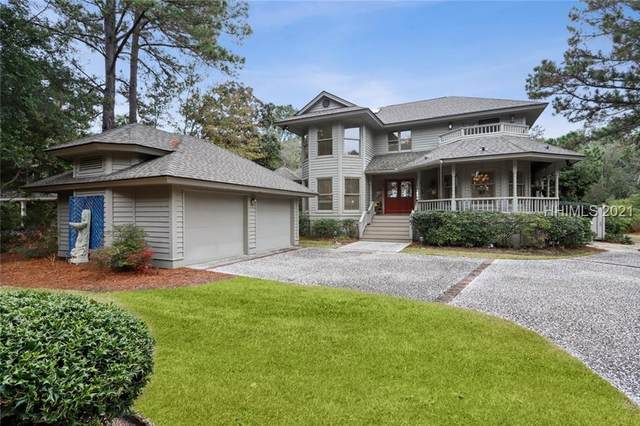 21 Oyster Landing Road, Hilton Head Island, SC 29928 (MLS #411593) :: RE/MAX Island Realty