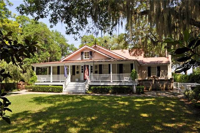 509 Pinckney Street, Beaufort, SC 29902 (MLS #411603) :: The Alliance Group Realty