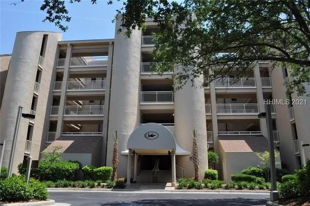 21 Ocean Lane #454, Hilton Head Island, SC 29928 (MLS #411605) :: Beth Drake REALTOR®