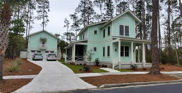 5 Pearl Street, Bluffton, SC 29910 (MLS #411614) :: The Coastal Living Team