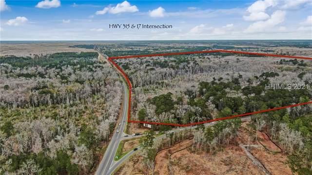 S Hwy 315/17 Highway, Hardeeville, SC 29927 (MLS #411727) :: RE/MAX Island Realty