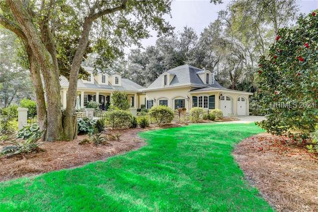 13 Sovereign Drive, Hilton Head Island, SC 29928 (MLS #411731) :: RE/MAX Island Realty