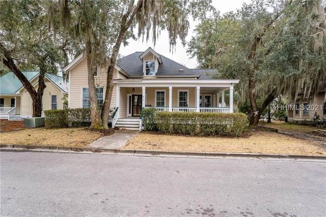 22 Holbrook Drive, Beaufort, SC 29902 (MLS #411742) :: The Alliance Group Realty