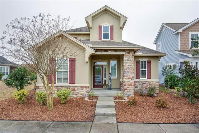 195 Garden Row Drive N, Hardeeville, SC 29927 (MLS #411772) :: Hilton Head Dot Real Estate