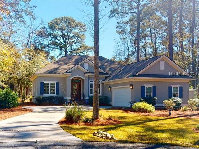 21 Coopers Hawk Road, Hilton Head Island, SC 29926 (MLS #411869) :: The Alliance Group Realty