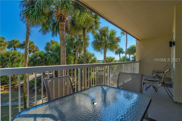 77 Ocean Lane #112, Hilton Head Island, SC 29928 (MLS #411892) :: RE/MAX Island Realty
