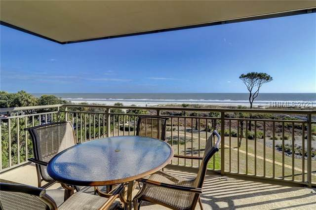 11 S Forest Beach Drive #403, Hilton Head Island, SC 29928 (MLS #411917) :: RE/MAX Island Realty
