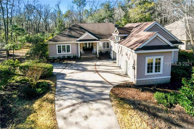 21 Newberry Court, Bluffton, SC 29910 (MLS #411928) :: Southern Lifestyle Properties