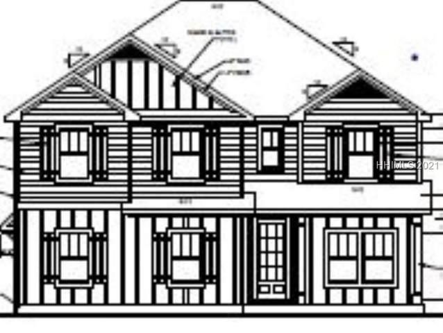 15 Shell Hall Way, Bluffton, SC 29910 (MLS #411957) :: RE/MAX Island Realty