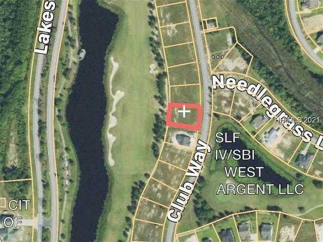 315 Club Way, Hardeeville, SC 29927 (MLS #411982) :: Hilton Head Dot Real Estate