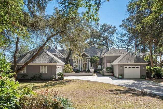 8 Millwright Drive, Hilton Head Island, SC 29926 (MLS #411984) :: The Coastal Living Team