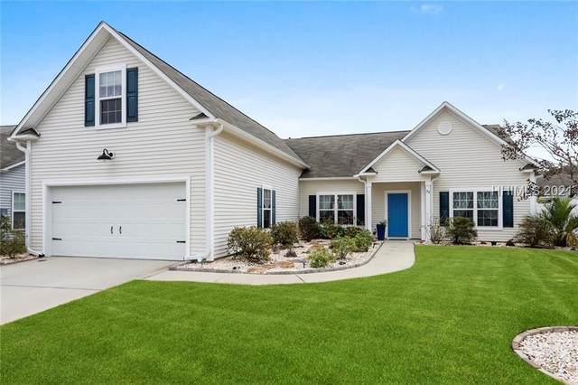 73 Wyndham Dr, Bluffton, SC 29910 (MLS #411997) :: Southern Lifestyle Properties