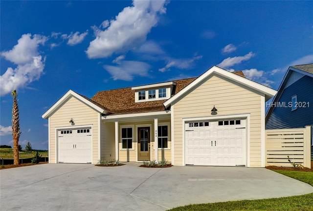 342 Castaway Drive, Bluffton, SC 29910 (MLS #412032) :: Hilton Head Dot Real Estate