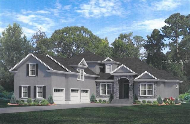 57 Lexington Drive, Bluffton, SC 29910 (MLS #412047) :: Southern Lifestyle Properties