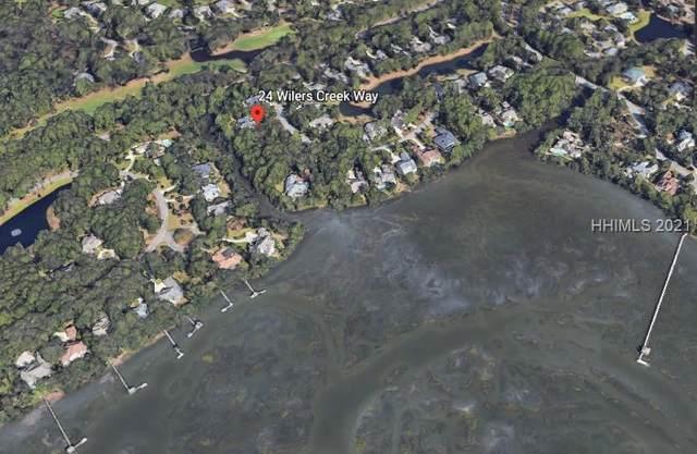 24 Wilers Creek Way, Hilton Head Island, SC 29926 (MLS #412101) :: RE/MAX Island Realty