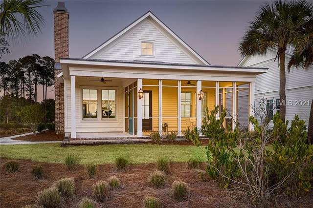 18 Thunderstorm Lane, Bluffton, SC 29910 (MLS #412132) :: Collins Group Realty