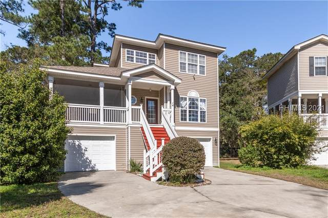 14 Peregrine Drive, Hilton Head Island, SC 29926 (MLS #412177) :: The Alliance Group Realty