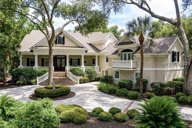 29 S Shore Court, Hilton Head Island, SC 29928 (MLS #412193) :: Beth Drake REALTOR®