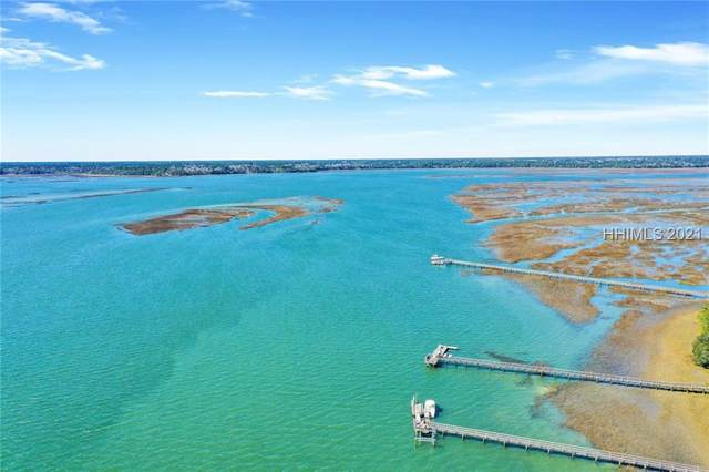 205 Callawassie Drive, Okatie, SC 29909 (MLS #412214) :: The Coastal Living Team
