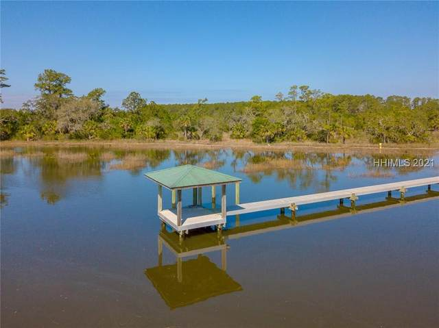 262 Perryclear Drive, Beaufort, SC 29906 (MLS #412216) :: Hilton Head Dot Real Estate