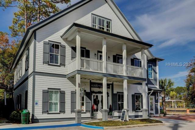 201 Promenade Street Road #201, Bluffton, SC 29910 (MLS #412243) :: RE/MAX Island Realty