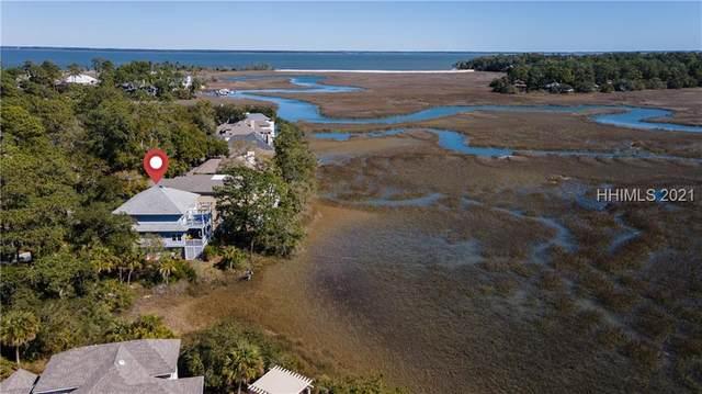 20 Bayley Point Lane, Hilton Head Island, SC 29926 (MLS #412260) :: The Alliance Group Realty