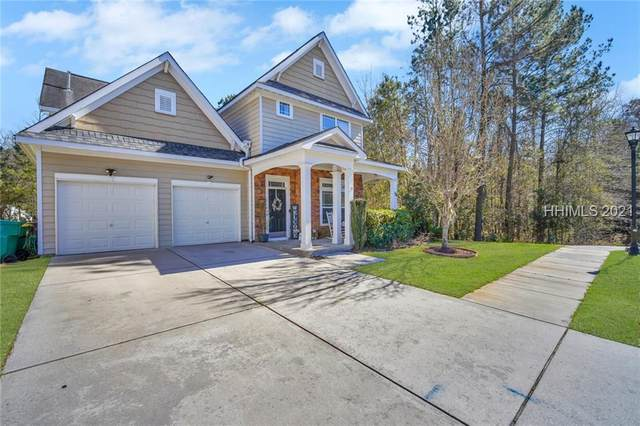9 Haven Point, Bluffton, SC 29910 (MLS #412272) :: Southern Lifestyle Properties