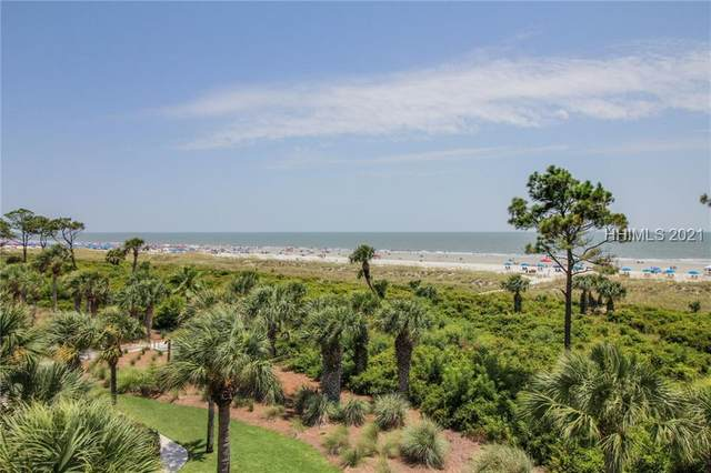 21 S Forest Beach Drive #411, Hilton Head Island, SC 29928 (MLS #412276) :: Collins Group Realty