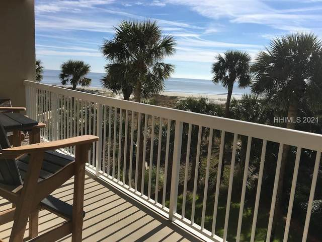 77 Ocean Lane #214, Hilton Head Island, SC 29928 (MLS #412285) :: RE/MAX Island Realty