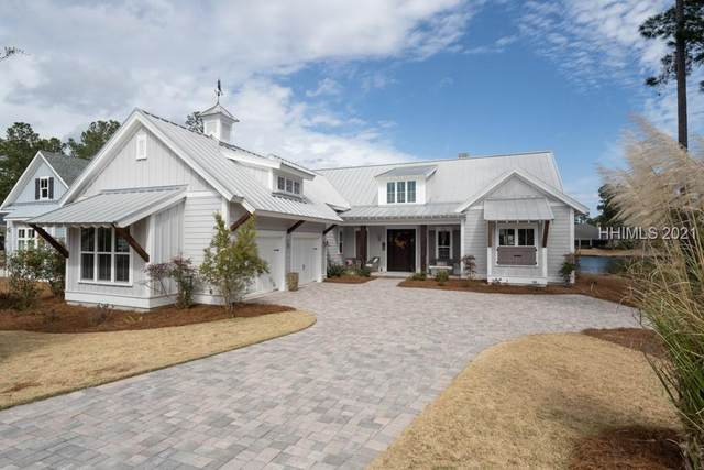 8 Hampton Lake Crossing, Bluffton, SC 29910 (MLS #412289) :: Southern Lifestyle Properties