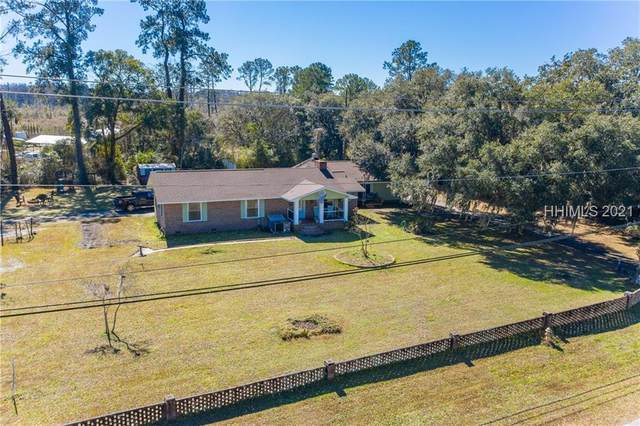 105 County Shed Road, Beaufort, SC 29906 (MLS #412306) :: Charter One Realty