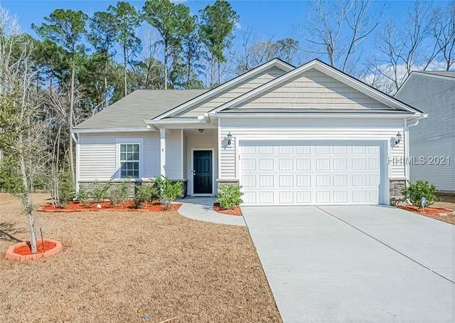 5 Lincoln Court, Bluffton, SC 29910 (MLS #412310) :: RE/MAX Island Realty
