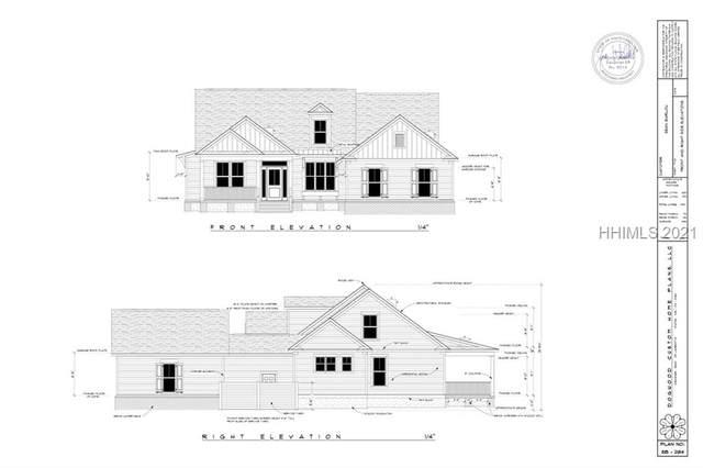 55 Greenwood Drive, Bluffton, SC 29910 (MLS #412316) :: Hilton Head Dot Real Estate