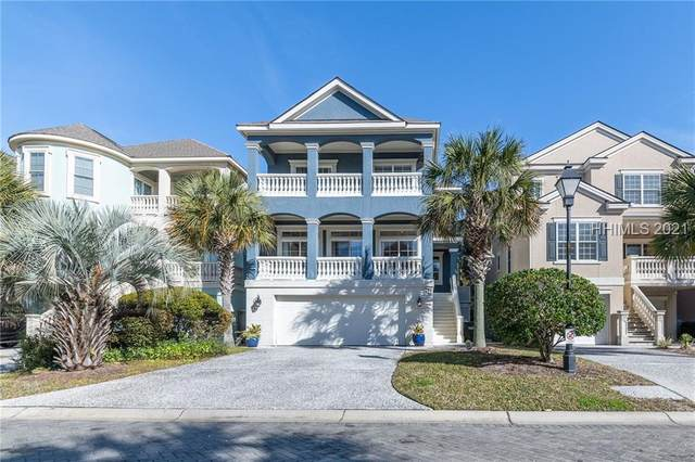 34 Crabline Court, Hilton Head Island, SC 29928 (MLS #412349) :: The Coastal Living Team
