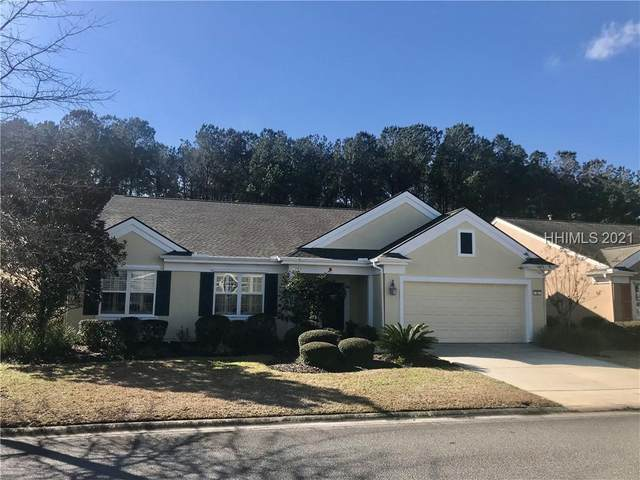 22 Columbus Circle, Bluffton, SC 29909 (MLS #412352) :: The Alliance Group Realty
