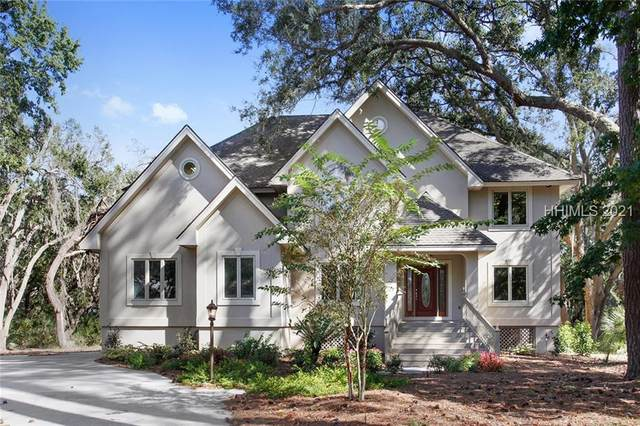 18 Foxbriar Lane, Hilton Head Island, SC 29926 (MLS #412354) :: Hilton Head Real Estate Partners