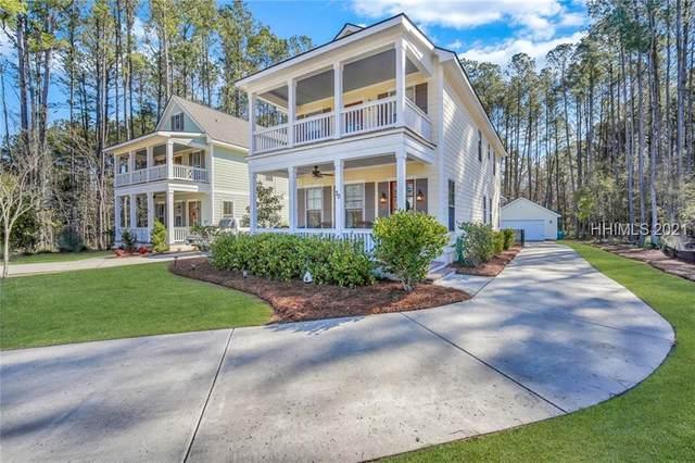 30 Blue Trail Court, Bluffton, SC 29910 (MLS #412355) :: Hilton Head Dot Real Estate