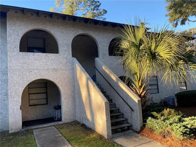 400 Wm Hilton Parkway #8, Hilton Head Island, SC 29926 (MLS #412356) :: The Alliance Group Realty