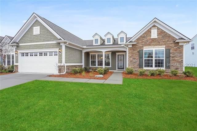 262 Palmdale Lane, Bluffton, SC 29909 (MLS #412358) :: Hilton Head Dot Real Estate