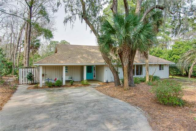 14 Timber Lane, Hilton Head Island, SC 29926 (MLS #412361) :: RE/MAX Island Realty