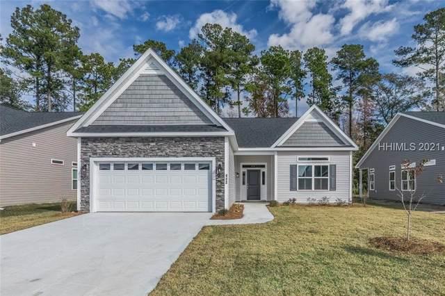 320 Sullivan Circle, Hardeeville, SC 29927 (MLS #412378) :: Hilton Head Dot Real Estate