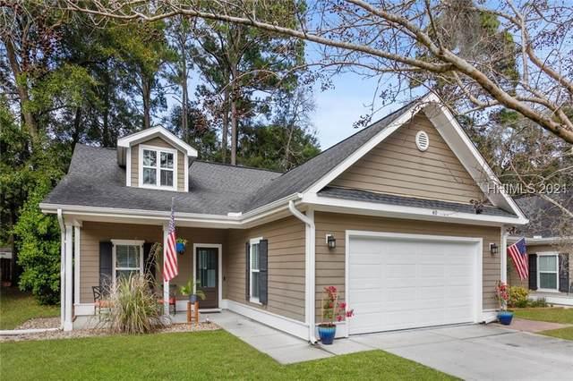 40 Carolina Village Circle, Beaufort, SC 29906 (MLS #412396) :: RE/MAX Island Realty