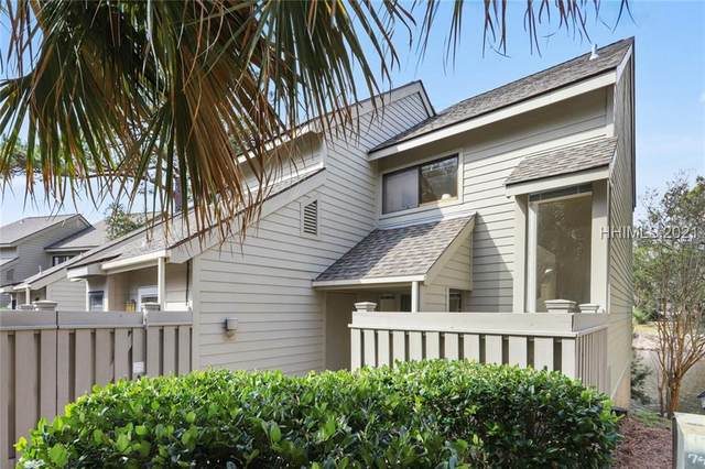 25 Mooring Buoy #810, Hilton Head Island, SC 29928 (MLS #412400) :: RE/MAX Island Realty