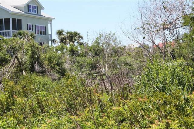 6 Windjammer Lane, Saint Helena Island, SC 29920 (MLS #412414) :: The Alliance Group Realty