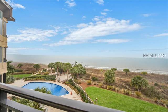 251 S Sea Pines Drive #1922, Hilton Head Island, SC 29928 (MLS #412439) :: Hilton Head Dot Real Estate