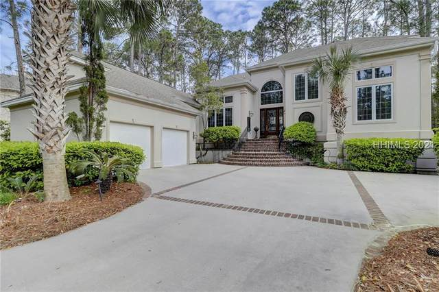 50 Yorkshire Drive, Hilton Head Island, SC 29928 (MLS #412451) :: The Coastal Living Team